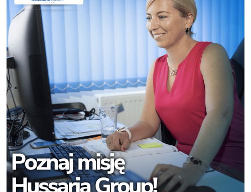Poznaj misję Hussaria Group!